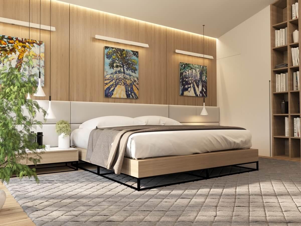 cách trang trí phòng ngủ đẹp 1