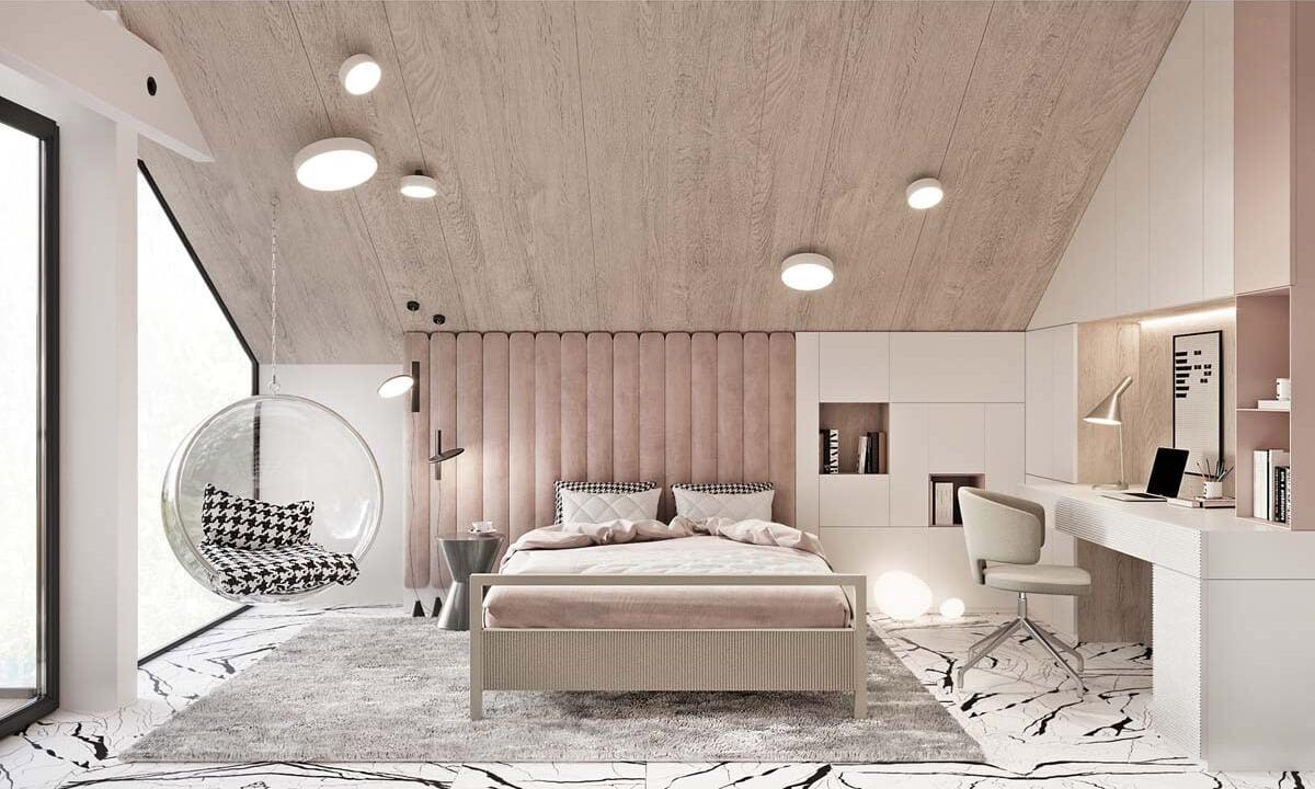 cách trang trí phòng ngủ đẹp 15