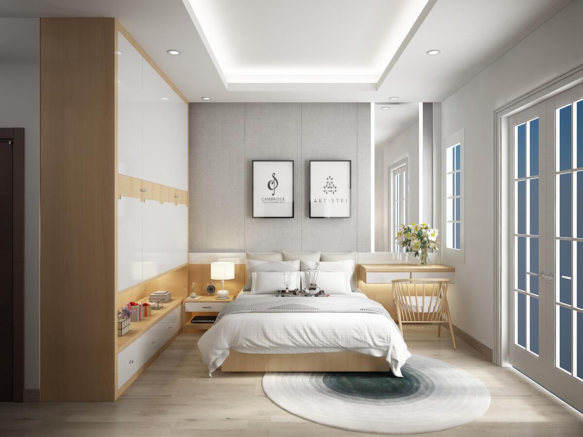 cách trang trí phòng ngủ đẹp 18