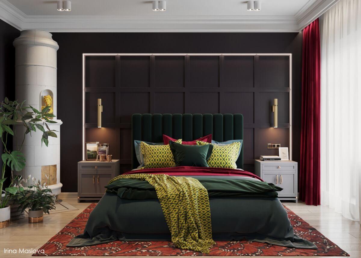 cách trang trí phòng ngủ đẹp 19