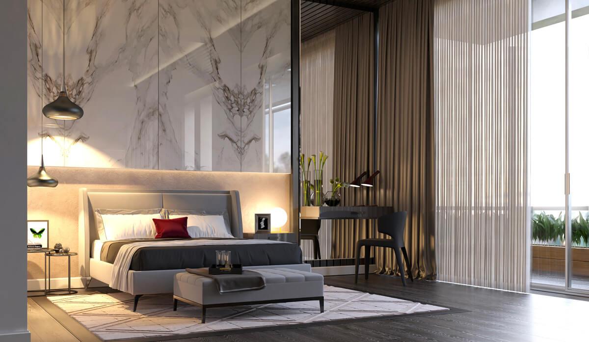 cách trang trí phòng ngủ đẹp 24