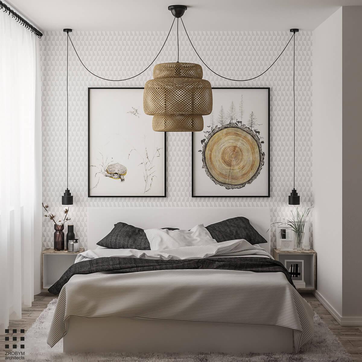cách trang trí phòng ngủ đẹp 3