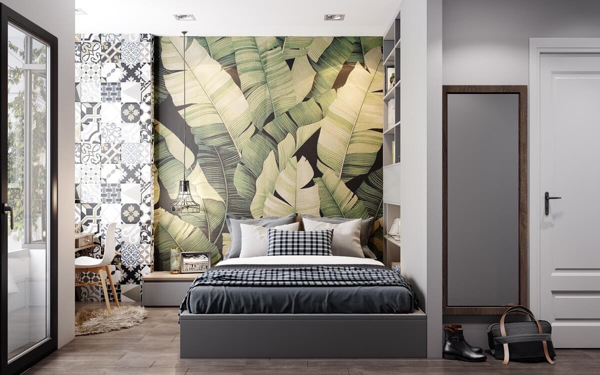 cách trang trí phòng ngủ đẹp 4