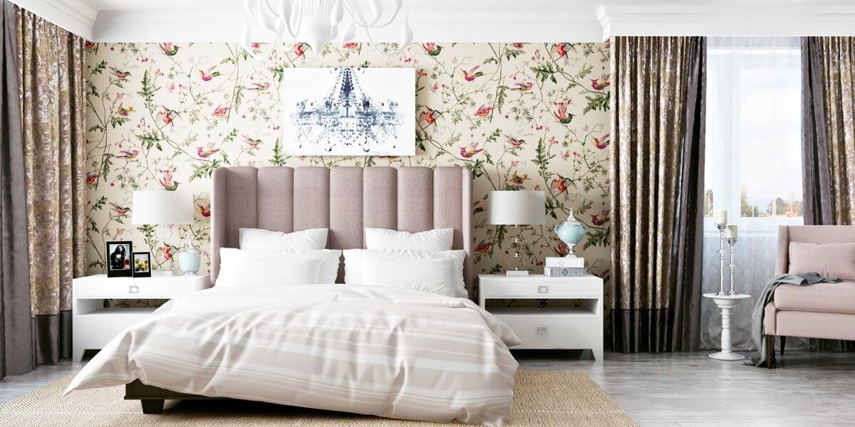 cách trang trí phòng ngủ đẹp 5