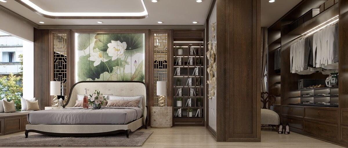 cách trang trí phòng ngủ đẹp 7
