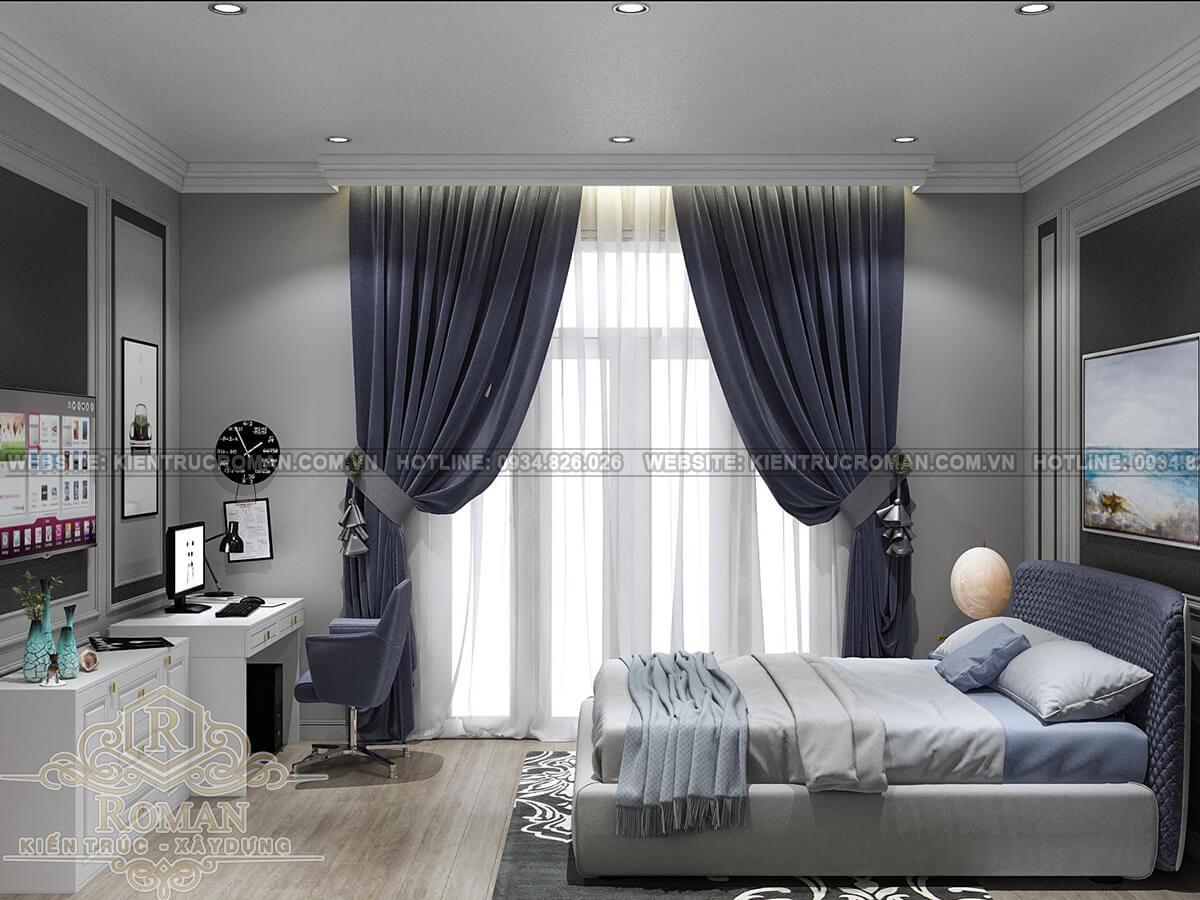 cải tạo nội thất phòng bé trai