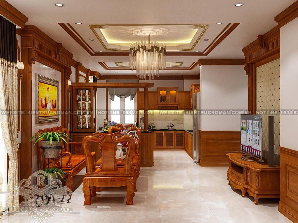 cải tạo nội thất phòng khách