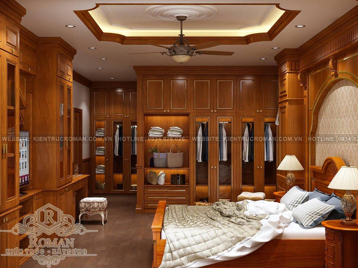 cải tạo nội thất phòng ngủ