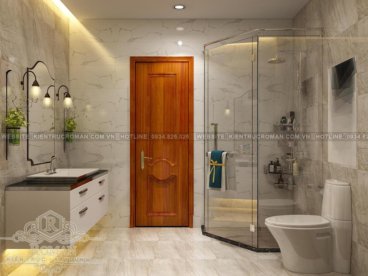 cải tạo nội thất phòng tắm