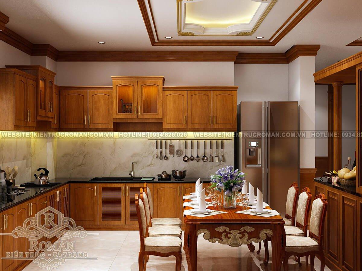 cải tạo nội thất phòng bếp
