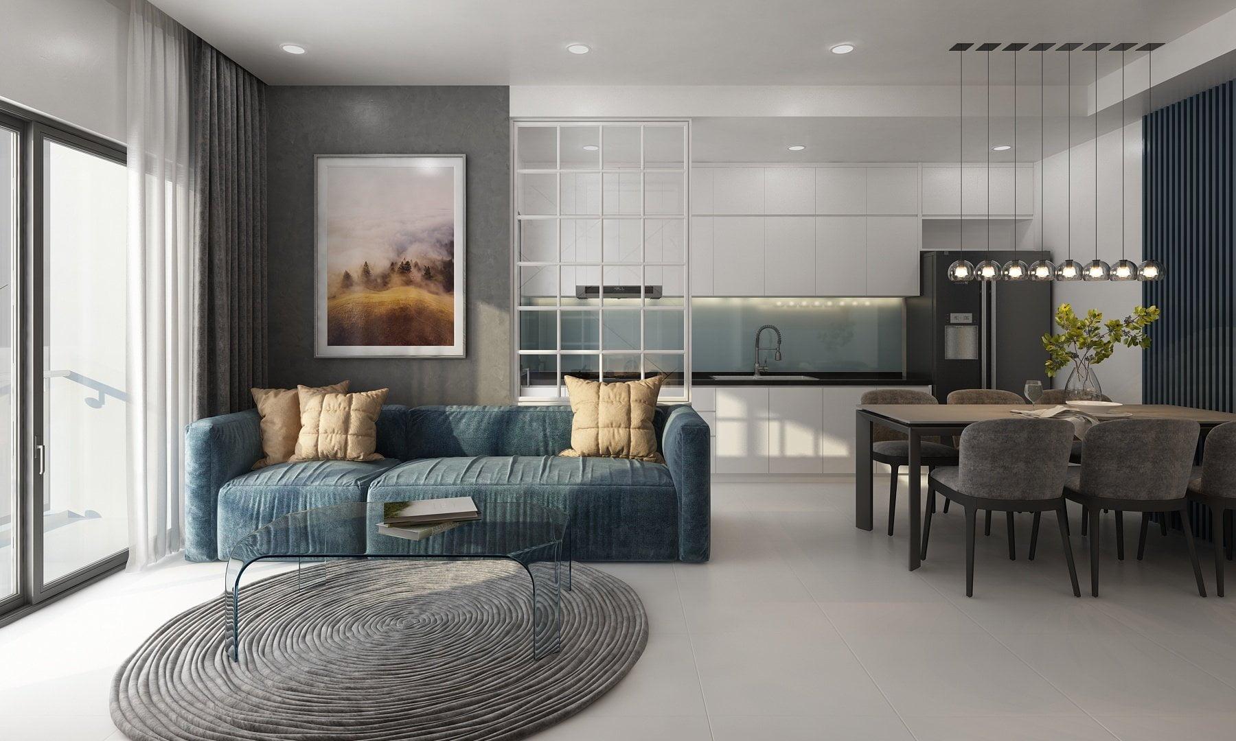 công ty thiết kế nội thất uy tín tại tphcm 10