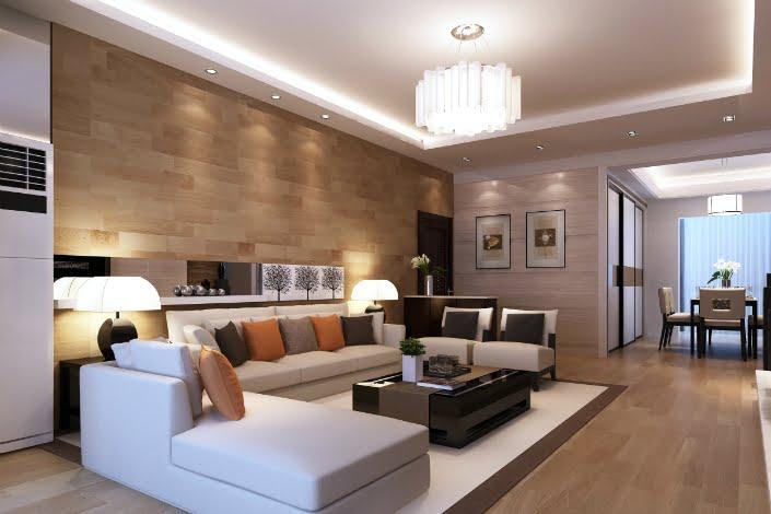 đèn trang trí phòng khách 17