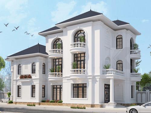 Bảng đơn giá xây dựng biệt thự cao cấp năm 2019