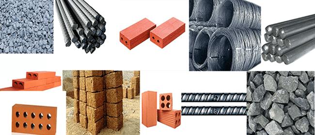 dự trù vật liệu xây nhà