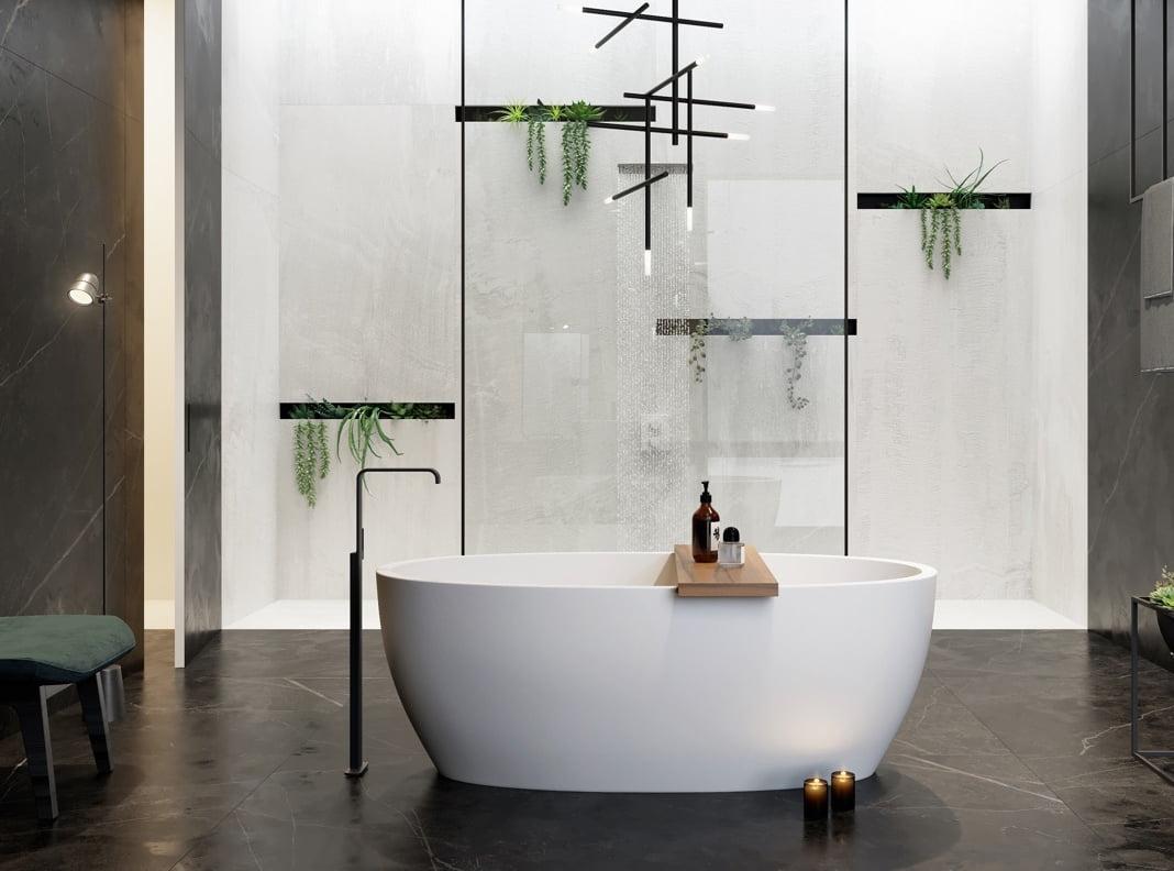 gạch lát nền nhà tắm