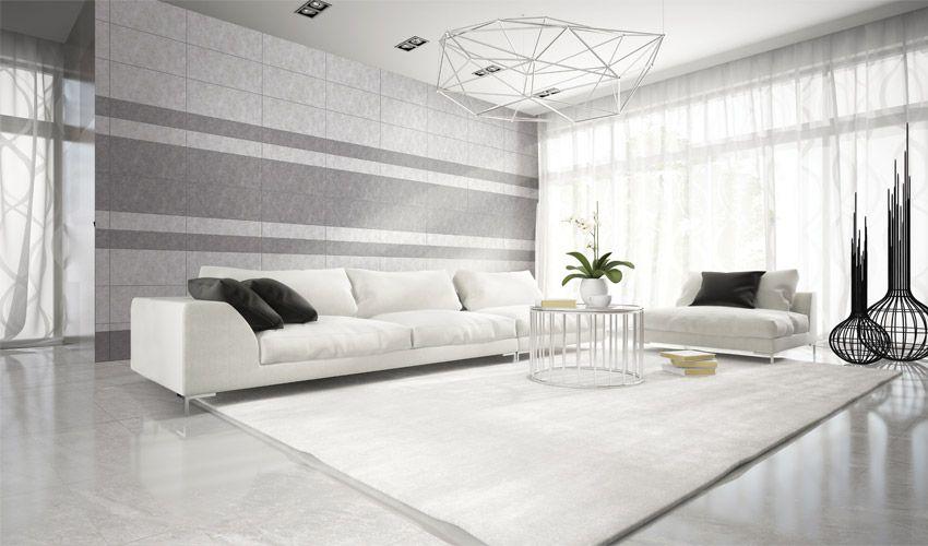 gạch trang trí phòng khách 4
