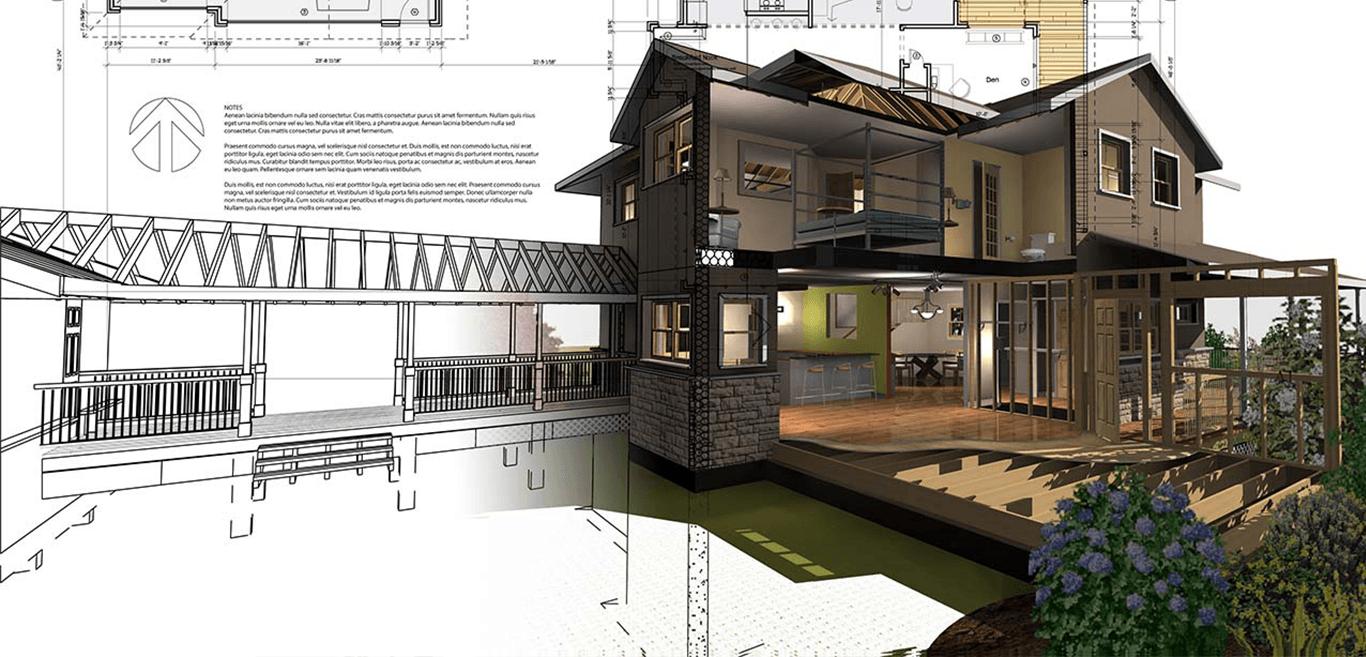 gia bản vẽ thiết kế nhà ở 2