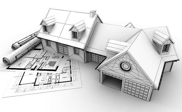 giá bản vẽ thiết kế nhà ở