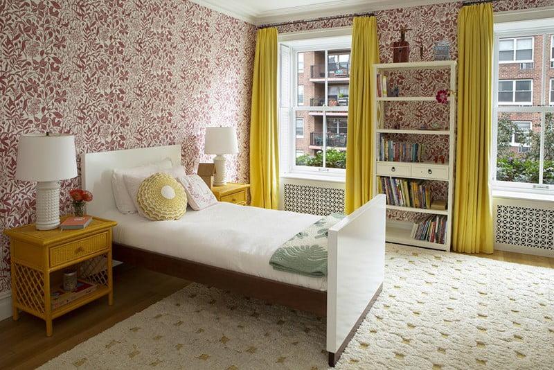 mẫu giấy dán tường cho phòng ngủ 11