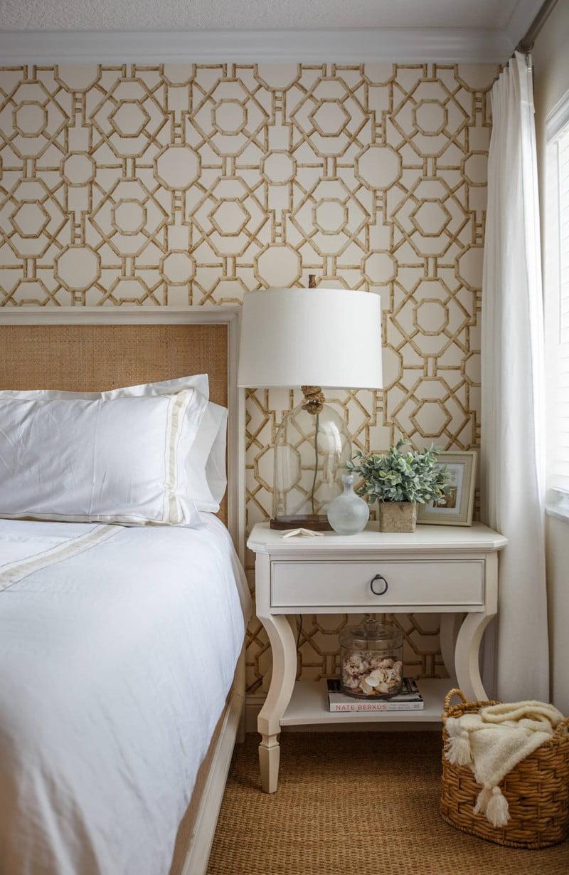 mẫu giấy dán tường cho phòng ngủ 5