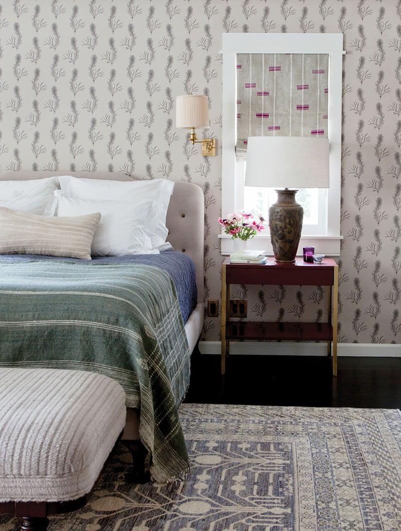 mẫu giấy dán tường cho phòng ngủ 7