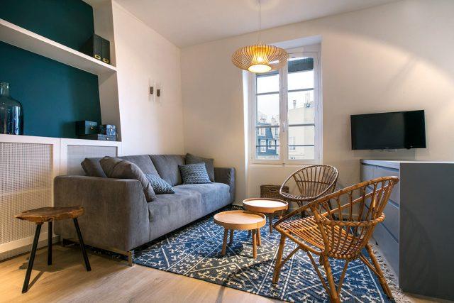 gợi ý thiết kế căn hộ diện tích nhỏ đầy đủ công năng 1