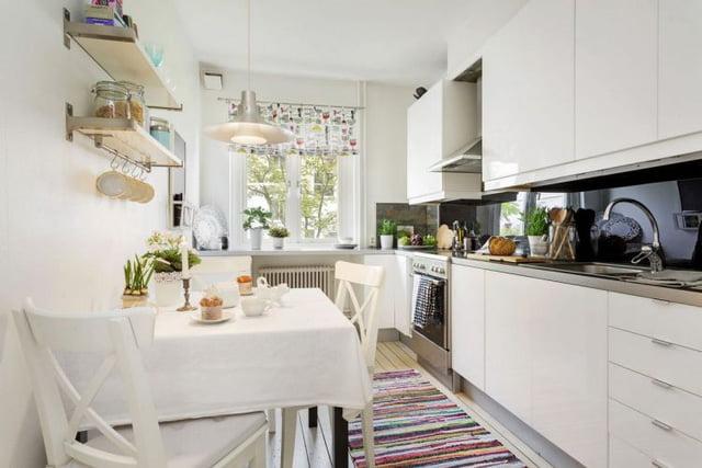 gợi ý thiết kế căn hộ diện tích nhỏ đầy đủ công năng 16