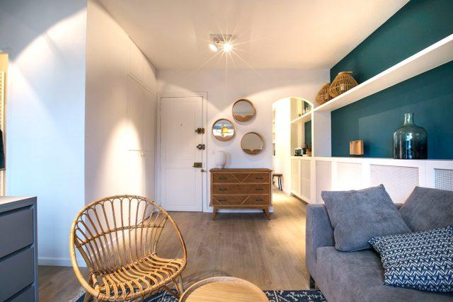 gợi ý thiết kế căn hộ diện tích nhỏ đầy đủ công năng 4
