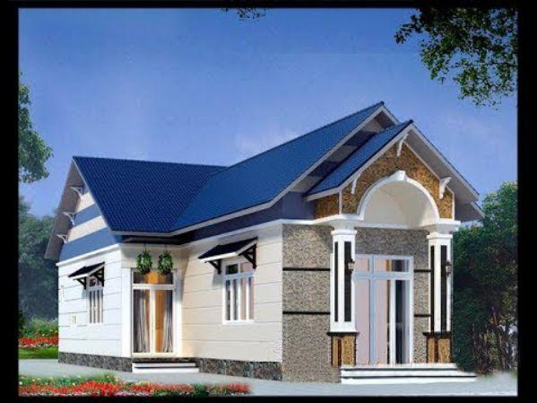 kiến trúc nhà 400 triệu 5