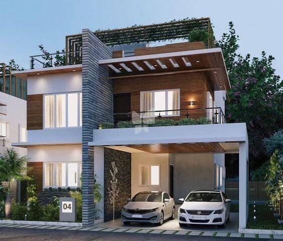 kiến trúc nhà đẹp 2 tầng 6