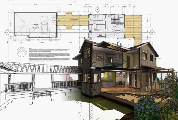 kiến trúc xây dựng là gì 1
