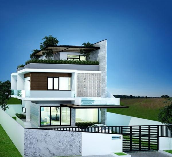 kiến trúc xây dựng là gì 4