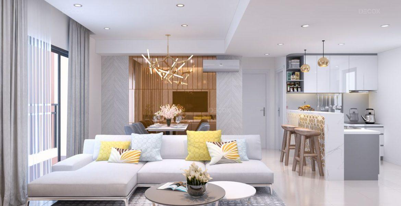 kinh nghiệm thuê thiết kế nội thất chung cư 1