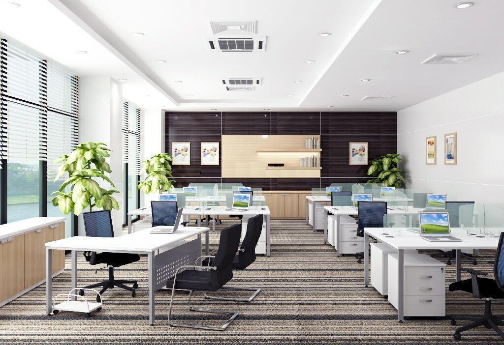 lưu ý khi thiết kế nhà ở kết hợp văn phòng cho thuê 2