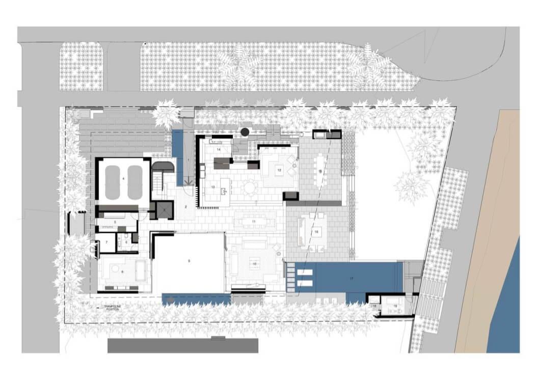 lưu ý khi thiết kế biệt thự vườn 2 tầng 2