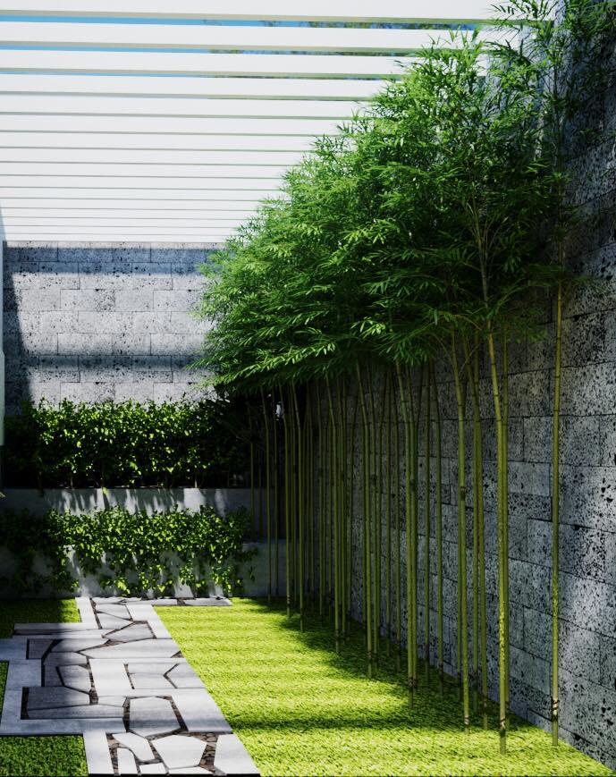 mẫu biệt thự vườn tân cổ điển đẹp 12