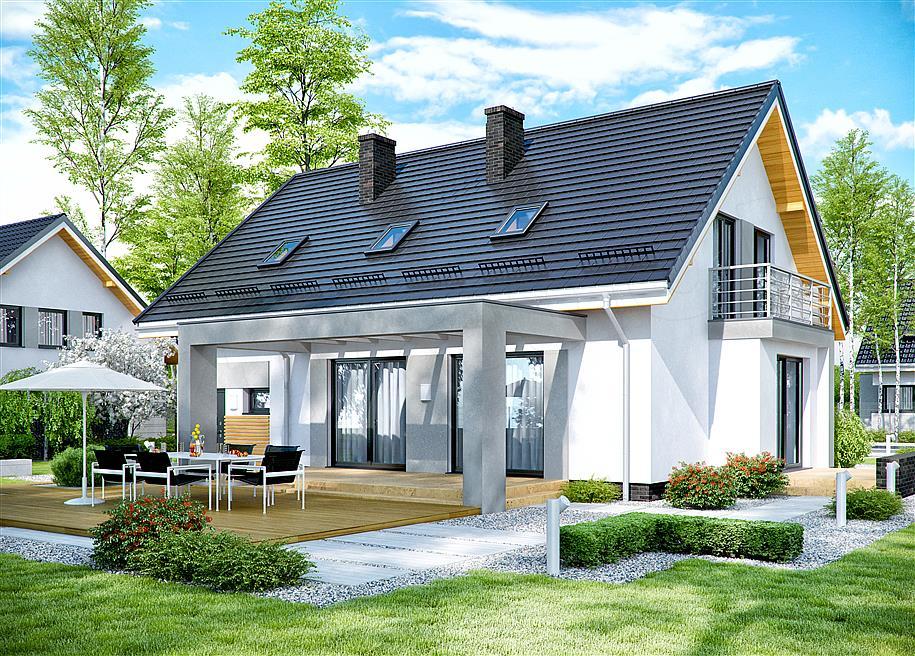 mẫu nhà 1 tầng đơn giản đẹp 18