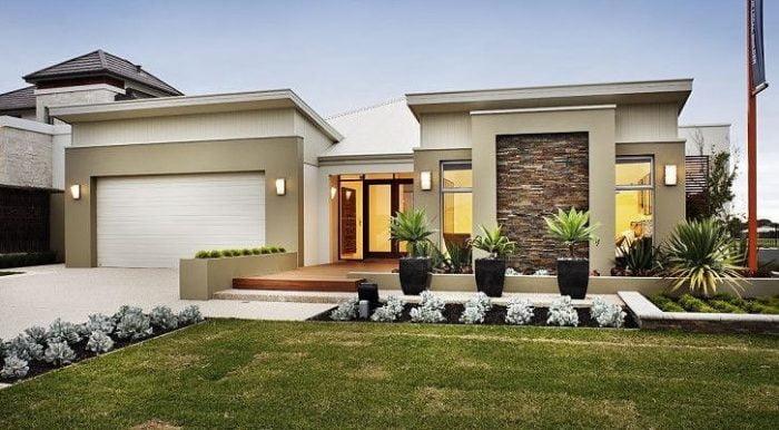 mẫu nhà 1 tầng đơn giản đẹp 24