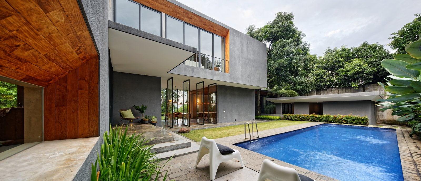 Các mẫu nhà đẹp 2 tầng hiện đại 18