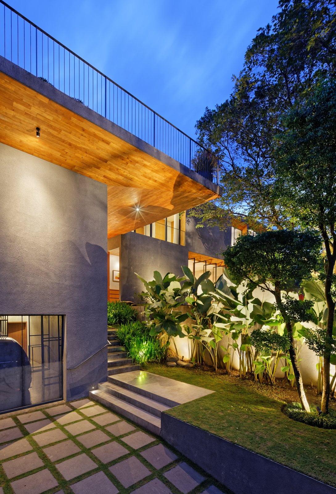 Các mẫu nhà đẹp 2 tầng hiện đại 19