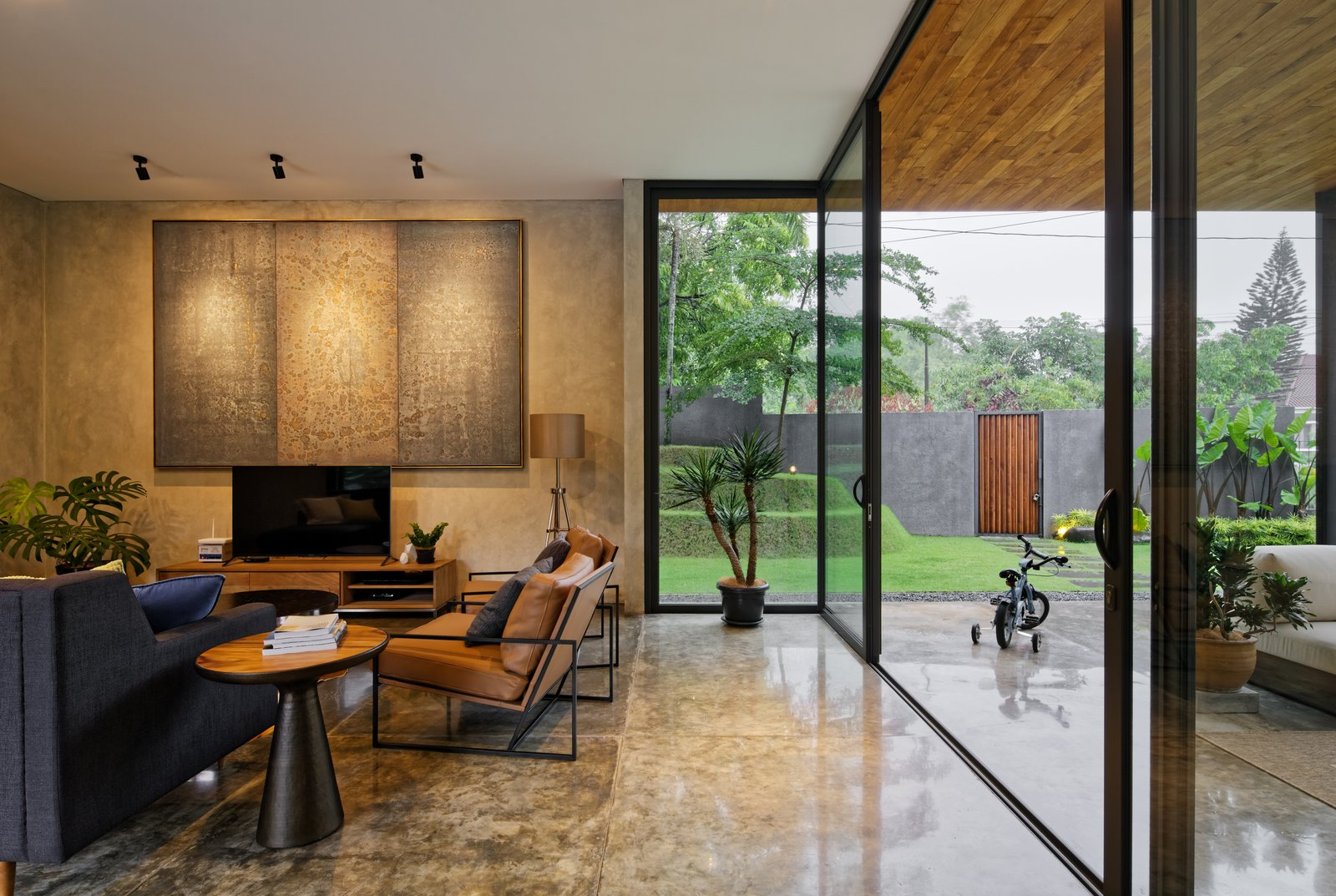 Các mẫu nhà đẹp 2 tầng hiện đại 20