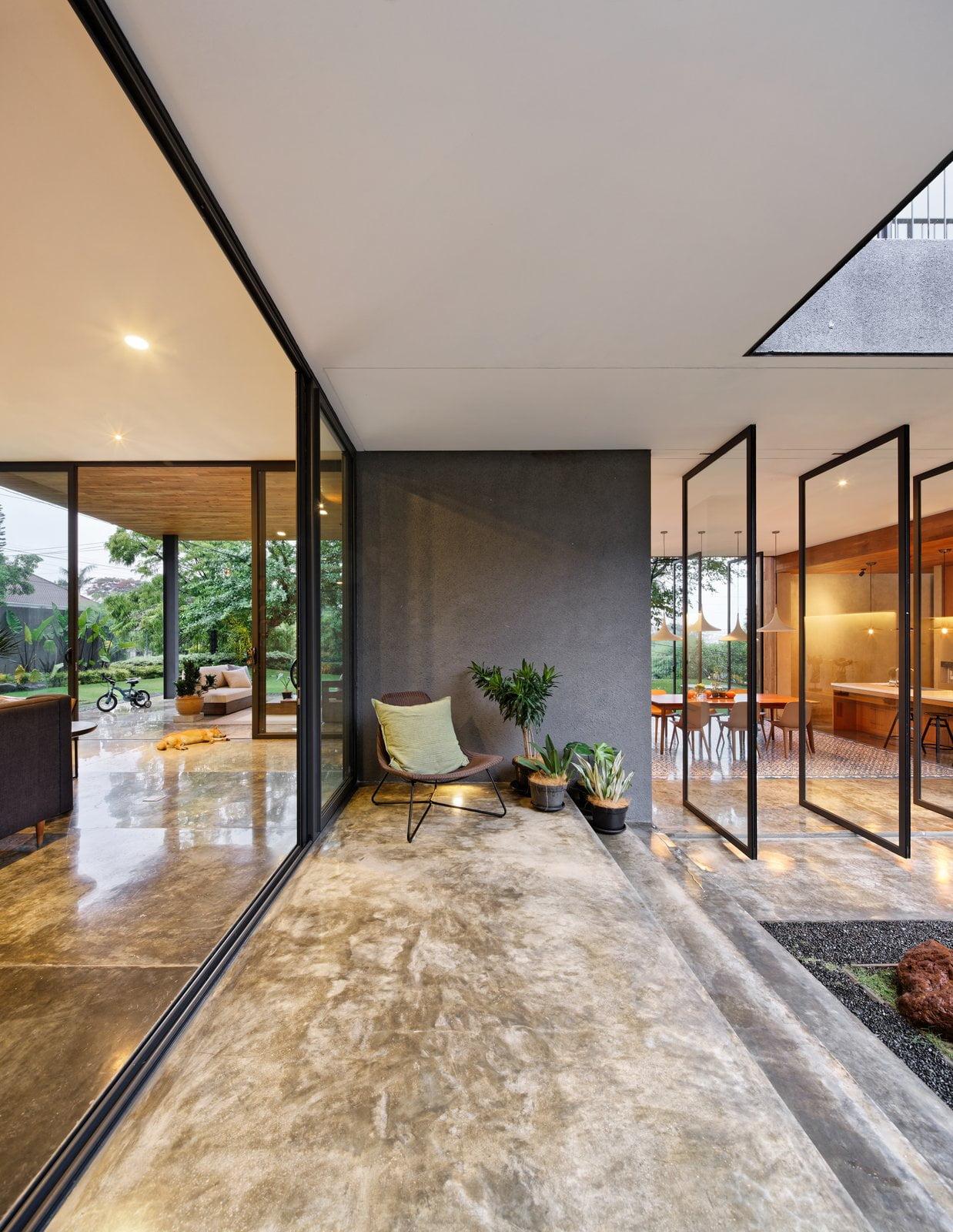 Các mẫu nhà đẹp 2 tầng hiện đại 22