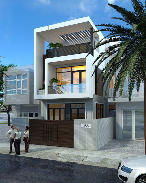 mẫu nhà 2 tầng giá 500 triệu 14