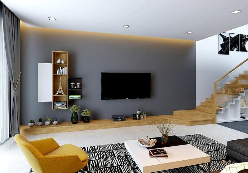 mẫu nhà đẹp 2 tầng hiện đại 3
