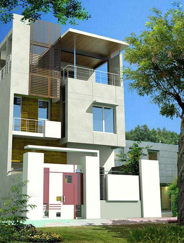 mẫu nhà 3 tầng đẹp thiết kế sang trọng 7