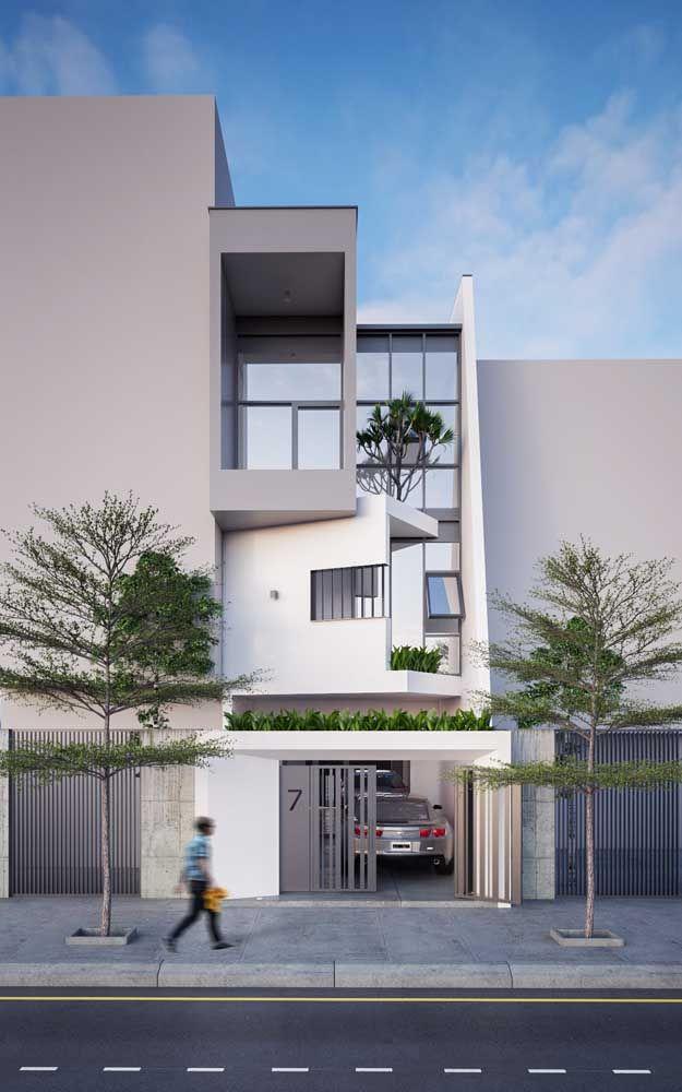 mẫu nhà 3 tầng mặt tiền 7m 9