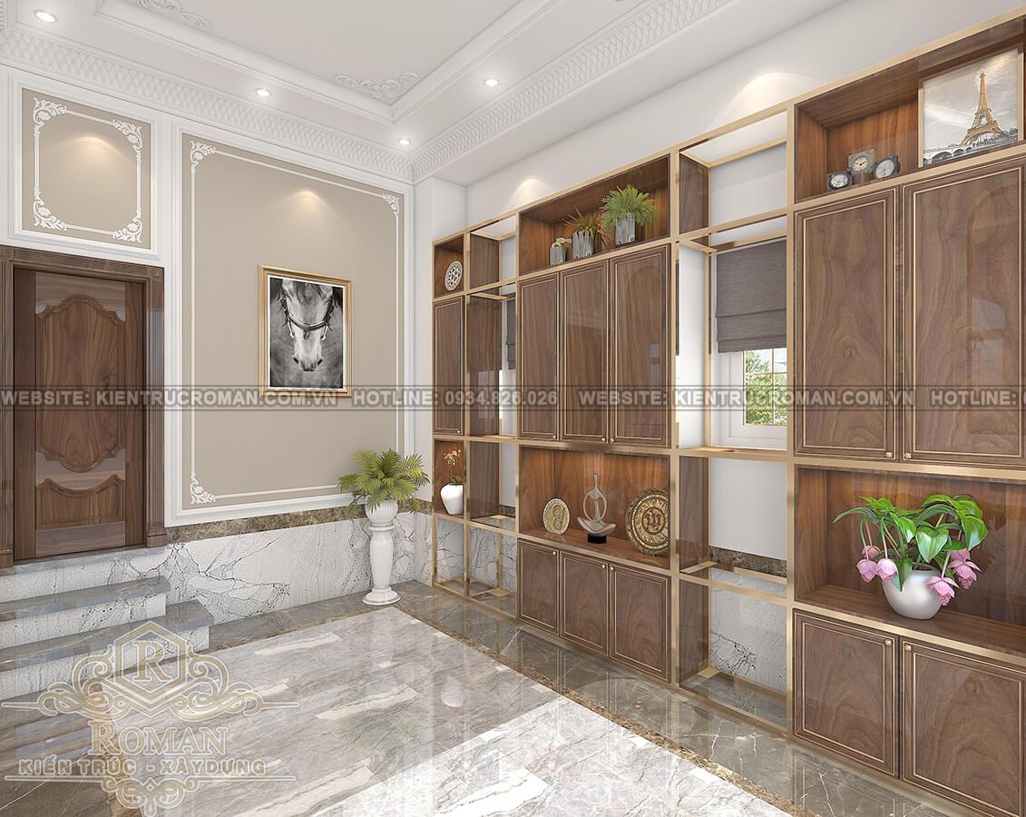 mẫu nhà biệt thự 3 tầng đẹp 2
