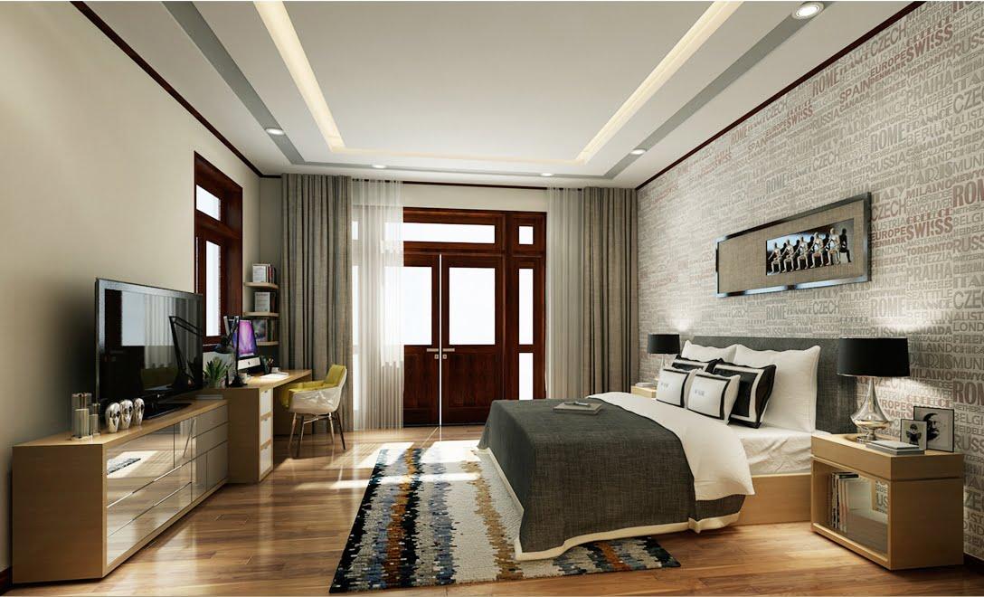 mẫu nhà biệt thự 3 tầng đẹp sang trọng 11