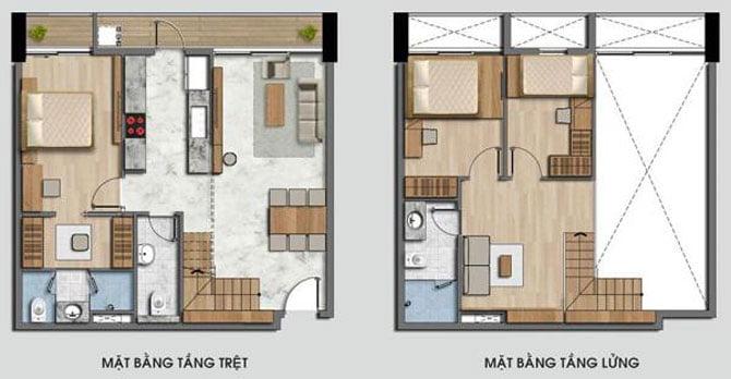 mẫu nhà cấp 4 3 phòng ngủ