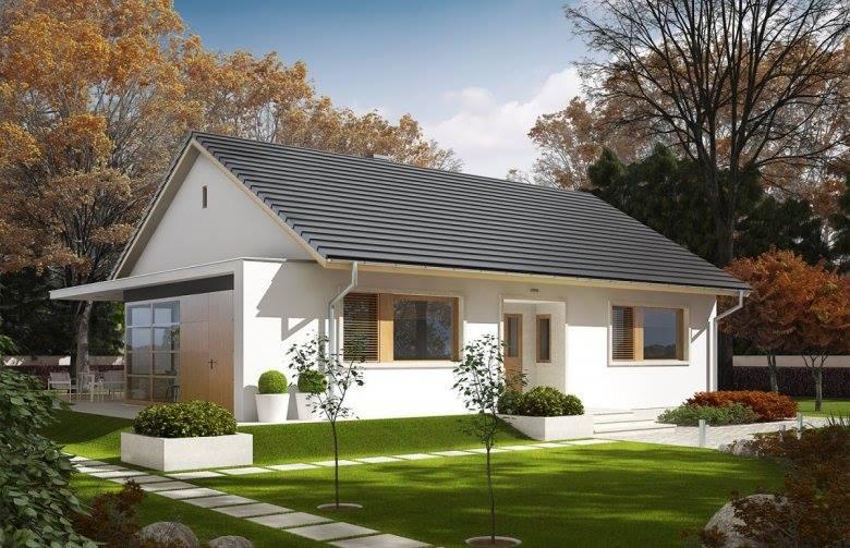 mẫu nhà cấp 4 nông thôn đẹp tiết kiệm chi phí xây dựng 11